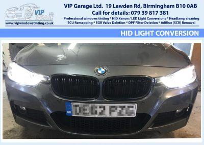 Vip Garage HID light conversion 2