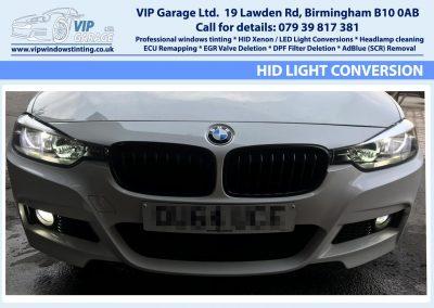 Vip Garage HID light conversion 6