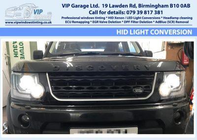 Vip Garage HID light conversion 8