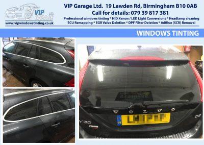 Vip Garage windows tinting 10