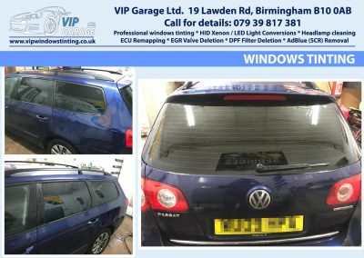 Vip Garage windows tinting 11