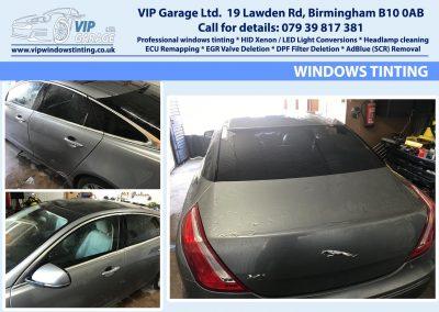 Vip Garage windows tinting 12