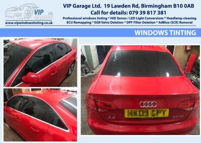 Vip Garage windows tinting 2