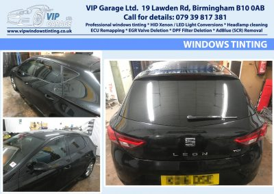 Vip Garage windows tinting 3