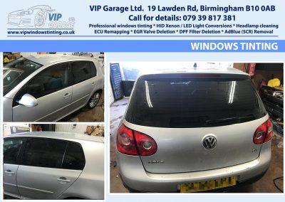 Vip Garage windows tinting 5