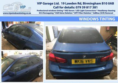 Vip Garage windows tinting 6