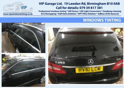 Vip Garage windows tinting 7