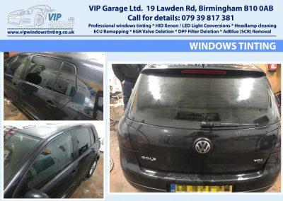 Vip Garage windows tinting 8