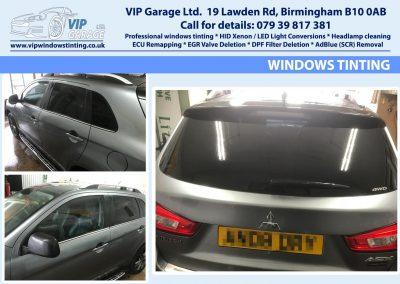Vip Garage windows tinting 9